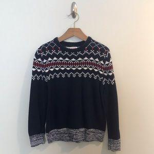 Cat & Jack Boys Holiday Christmas Winter Sweater S